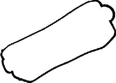 Прокладка клапанной крышки GLASER X8320401