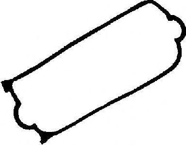 Прокладка клапанной крышки GLASER X8322801
