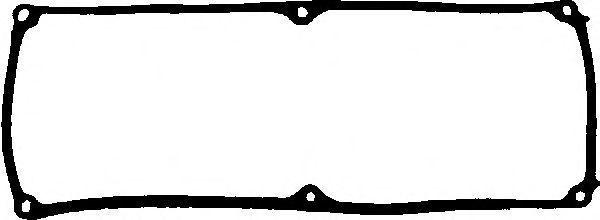 Прокладка, крышка головки цилиндра GLASER X8324701