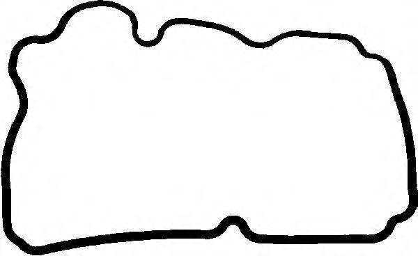 Прокладка клапанной крышки GLASER X8328301