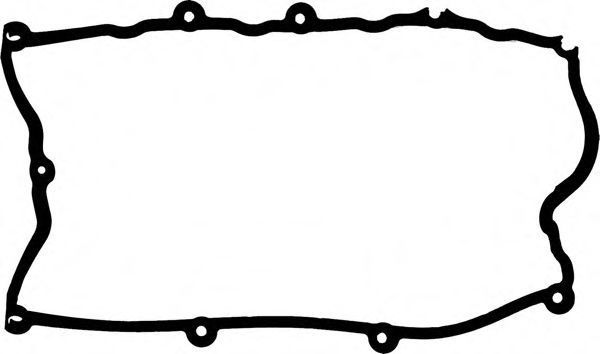 Прокладка, крышка головки цилиндра GLASER X8314601