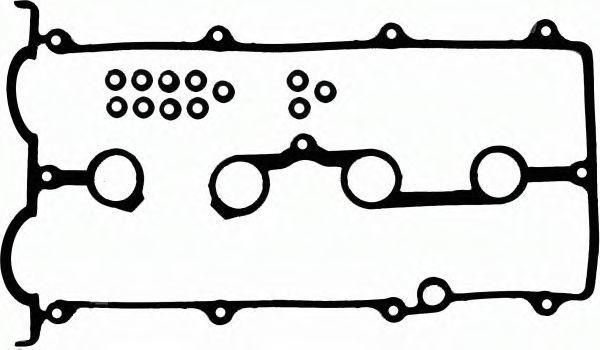 Прокладки клапанной крышки GLASER V3799000