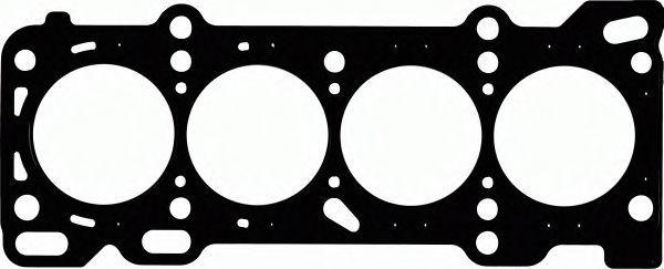 Прокладка ГБЦ GLASER H4007400