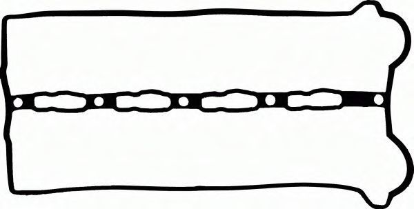 Прокладка клапанной крышки GLASER X83296-01