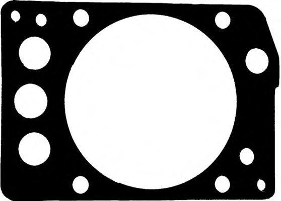 Прокладка, головка цилиндра GLASER H8041710