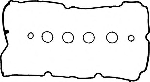 Прокладки клапанной крышки GLASER V3832600