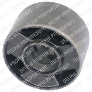 Сайлентблок рычага подвески DELPHI TD343W