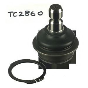 Несущий / направляющий шарнир DELPHI TC2860