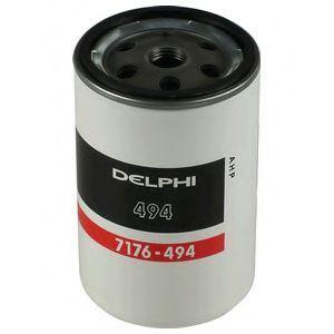 Фильтр топливный DELPHI HDF 494