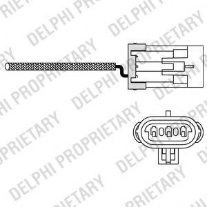 Лямбда-зонд DELPHI ES10988-12B1