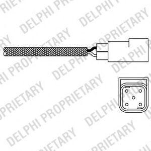 Лямбда-зонд DELPHI ES20252-12B1