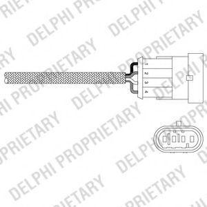 Лямбда-зонд DELPHI ES2034412B1