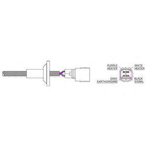 Лямбда-зонд DELPHI ES20324-11B1