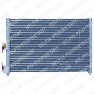 Радиатор кондиционера DELPHI TSP0225519