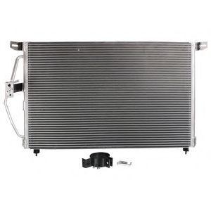 Радиатор кондиционера DELPHI TSP0225097