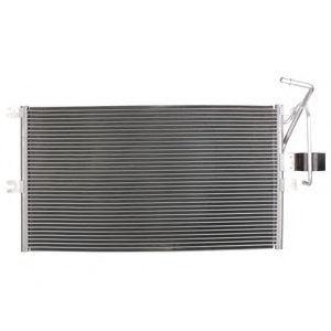 Радиатор кондиционера DELPHI TSP0225107