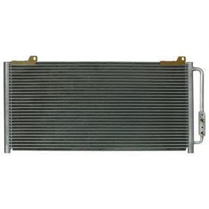 Радиатор кондиционера DELPHI TSP0225141