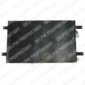 Радиатор кондиционера DELPHI TSP0225152