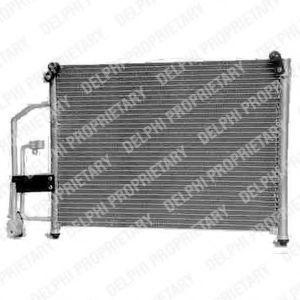 Радиатор кондиционера DELPHI TSP0225252