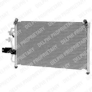 Радиатор кондиционера DELPHI TSP0225253