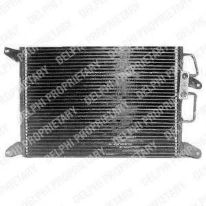 Радиатор кондиционера DELPHI TSP0225263