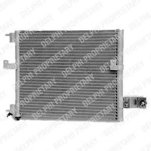Радиатор кондиционера DELPHI TSP0225285