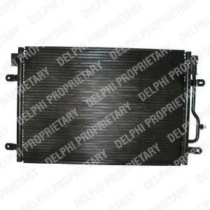 Радиатор кондиционера DELPHI TSP0225406