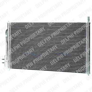 Радиатор кондиционера DELPHI TSP0225460