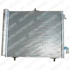 Радиатор кондиционера DELPHI TSP0225481
