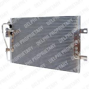 Радиатор кондиционера DELPHI TSP0225483