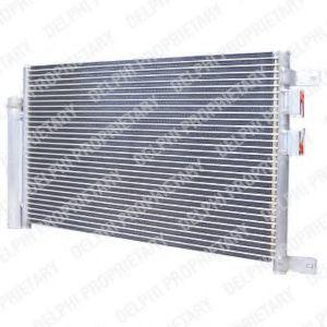 Радиатор кондиционера DELPHI TSP0225484
