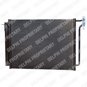 Радиатор кондиционера DELPHI TSP0225485