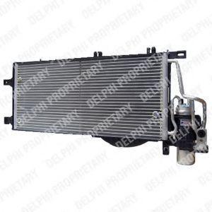 Радиатор кондиционера DELPHI TSP0225498
