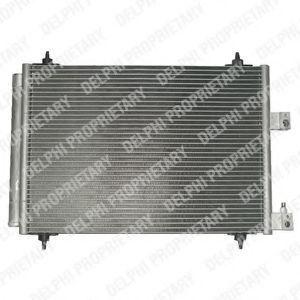 Радиатор кондиционера DELPHI TSP0225499