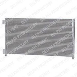Радиатор кондиционера DELPHI TSP0225500