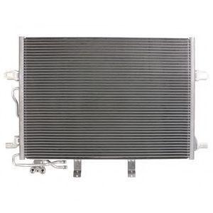 Радиатор кондиционера DELPHI TSP0225503