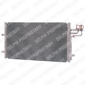 Радиатор кондиционера DELPHI TSP0225520