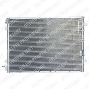 Радиатор кондиционера DELPHI TSP0225525