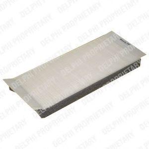 Фильтр, воздух во внутренном пространстве DELPHI TSP0325008