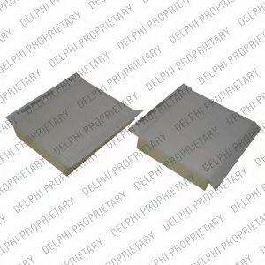 Фильтр салона DELPHI TSP0325110C