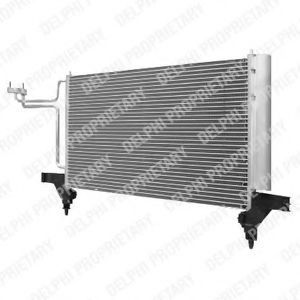 Радиатор кондиционера DELPHI TSP0225458