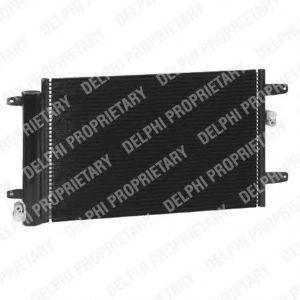 Радиатор кондиционера DELPHI TSP0225461