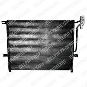 Радиатор кондиционера DELPHI TSP0225547