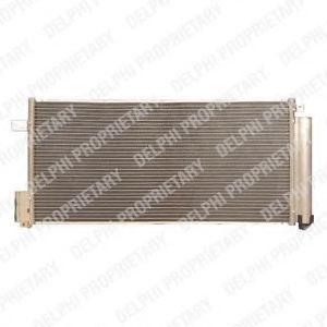 Радиатор кондиционера DELPHI TSP0225551