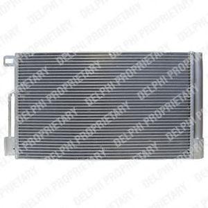 Радиатор кондиционера DELPHI TSP0225552