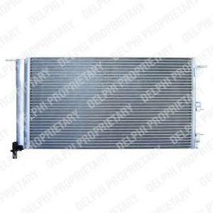 Радиатор кондиционера DELPHI TSP0225553