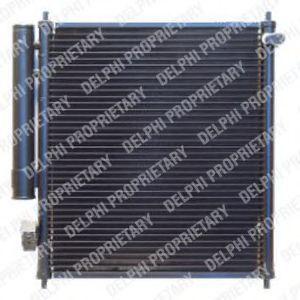 Радиатор кондиционера DELPHI TSP0225557