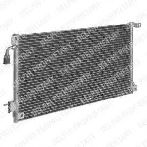 Радиатор кондиционера DELPHI TSP0225412