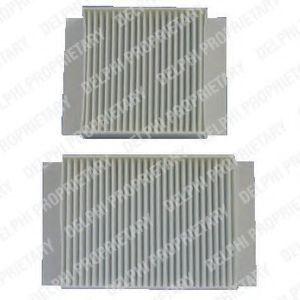 Фильтр, воздух во внутренном пространстве DELPHI TSP0325229