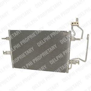 Радиатор кондиционера DELPHI TSP0225566